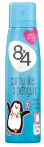 8x4 Dezodorant party like a penguin