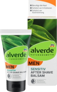 ALVERDE MEN balsam po goleniu sensitive