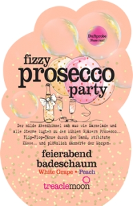 TREACLEMOON Sól do kąpieli Fizzy prosecco party