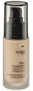 Trend IT UP 2in1 Camou Make-up & Concealer