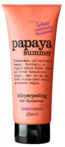 TREACLEMOON Peeling do ciała - Papaya summer