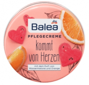 BALEA Krem do ciała - Orange & Wassermelone