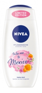NIVEA Żel pod prysznic Take me to Mexico