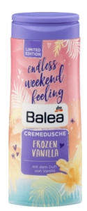 BALEA Kremowy żel pod prysznic endless weekend feeling