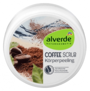 ALVERDE Peeling do ciała Coffee