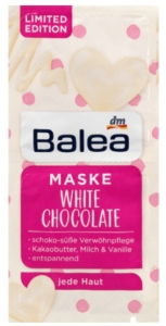 BALEA Maseczka White Chocolate