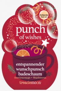 TREACLEMOON Pianka do kąpieli punch of wishes