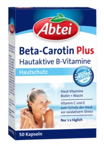 ABTEI Tabletki Beta Carotin Plus