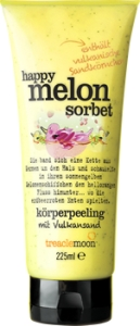 TREACLEMOON Peeling do ciała - happy melon sorbet