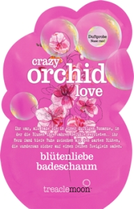 TREACLEMOON Sól do kąpieli Crazy orchid love