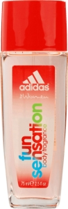 Adidas  Fun Sensation dezodorant natural spray