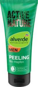 ALVERDE MEN Peeling do twarzy