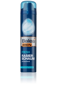 BALEA MEN Pianka do golenia Fresh