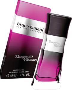 BRUNO BANANI Dangerous Woman woda toaletowa