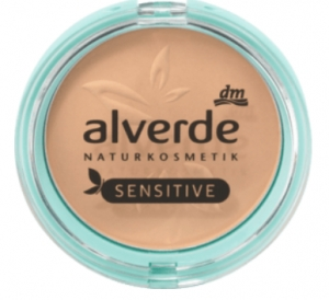 ALVERDE Gesichtspuder Mattifying Powder Sensitive